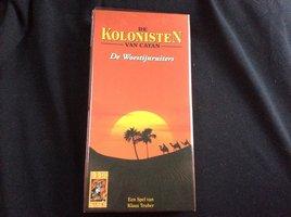 2dehands: De Kolonisten van Catan - De Woestijnruiters Uitbreiding OUDE VERSIE