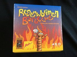 NIEUW: Regenwormen Barbecue