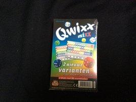 NIEUW: Qwixx Mixx