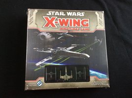 NIEUW: Star Wars X-Wing Miniatures Games (EN)