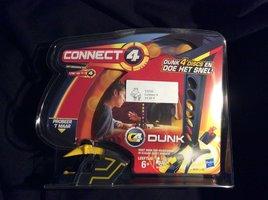 NIEUW: Connect 4 Dunk