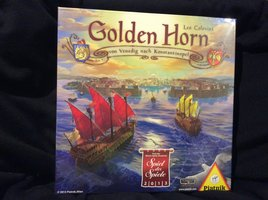 NIEUW: Golden Horn