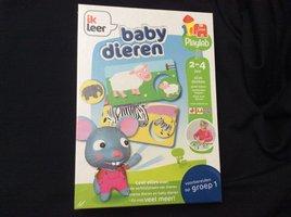 NIEUW: Playlab Ik leer baby dieren