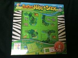 NIEUW: Safari Hide & Seek