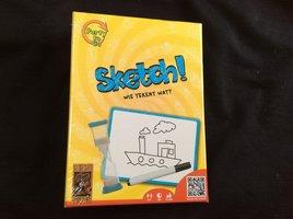NIEUW: Sketch!