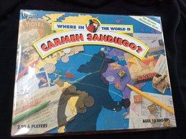2dehands: Where in the world is Carmen Sandiego? (EN)