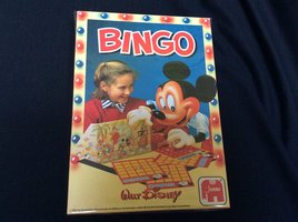 2dehands: Bingo Walt Disney