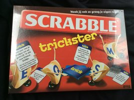 NIEUW: Scrabble Trickster