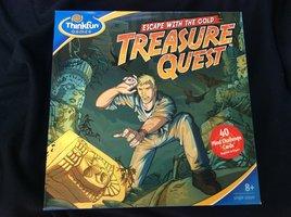 NIEUW: Treasure Quest