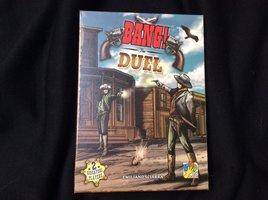 NIEUW: Bang! The Duel (EN)