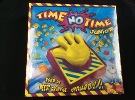 NIEUW: Time No Time Junior