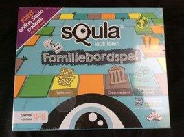 NIEUW: Squla Familiebordspel