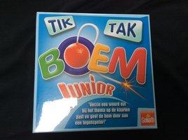 NIEUW: Tik Tak Boem Junior