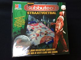 2dehands: Subbuteo Straatvoetbal
