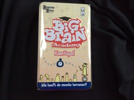 2dehands: Big Brain Academy Kaartspel
