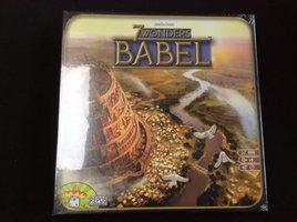 NIEUW: 7 Wonders Babel