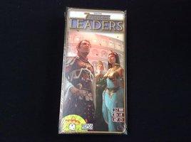 NIEUW: 7 Wonders Leaders