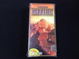 NIEUW: 7 Wonders Cities