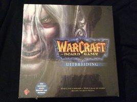 NIEUW: Warcraft the Boardgame Uitbreiding