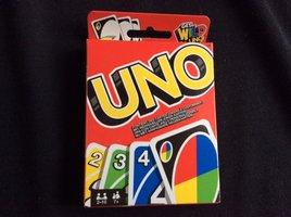 NIEUW: Uno Get Wild