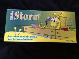 NIEUW: Little Storm Broodtrommel