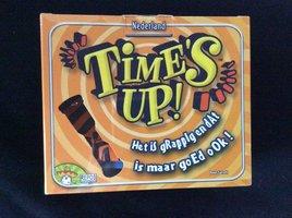 NIEUW: Time's Up Nederlandse Versie
