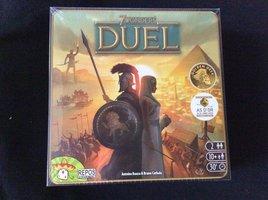 NIEUW: 7 Wonders Duel