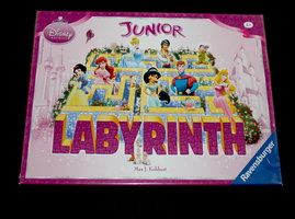 2dehands: Labyrinth, Disney Princess Junior