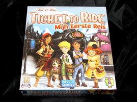 NIEUW: Ticket to Ride, Mijn Eerste Reis