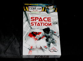 NIEUW: Escape Room Uitbreiding, Space Station