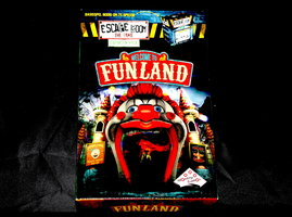 NIEUW: Escape Room Uitbreiding, Welcome to Funland