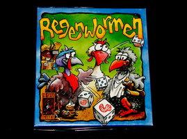 2dehands: Regenwormen