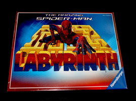 2dehands: Labyrinth, The Amazing Spiderman