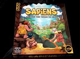 NIEUW: Sapiens (EN)