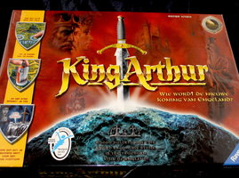 2dehands: King Arthur Bordspel