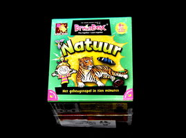 NIEUW: Brainbox - Natuur