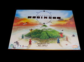 NIEUW: Expeditie Robinson