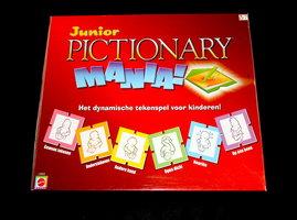 2dehands: Pictionary Mania! Junior