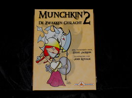 2dehands: Munchkin 2 De Zwakken Geslacht Uitbreiding