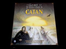NIEUW: A Game of Thrones Catan (EN)