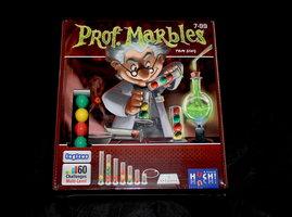 NIEUW: Prof. Marbles