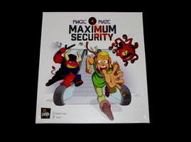 NIEUW: Magic Maze Uitbreiding - Maximum Security