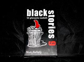 NIEUW: Black Stories 9