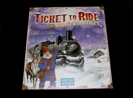 NIEUW: Ticket to Ride Nordic Countries (EN)
