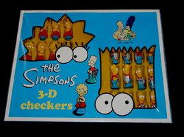 NIEUW: The Simpsons Schaakset (1994)