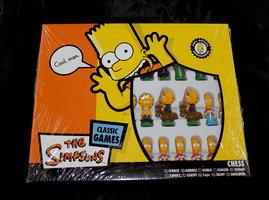NIEUW: Schaakset The Simpsons