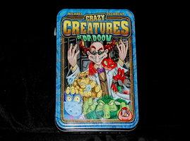 NIEUW: Creatures of Dr. Doom (beschadigd)