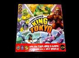 NIEUW: King of Tokyo 2016
