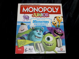 2dehands: Monopoly Junior Monsters University (EN)