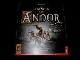 NIEUW: De legenden van Andor, deel III: de laatste hoop